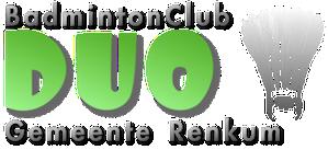 BadmintonClub DUO – Dé badmintonclub van Oosterbeek, Doorwerth, Renkum en omstreken!